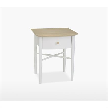 Elise Bedside Cabinet 1 Drawer