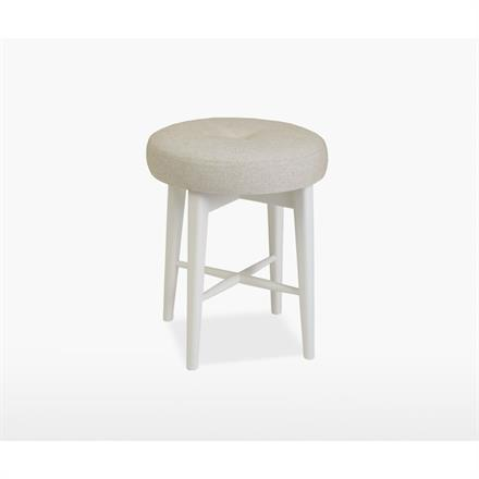 Elise Bedroom Stool (in leather)