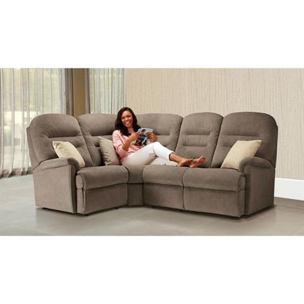 Keswick Fixed Corner Sofa (fabric)
