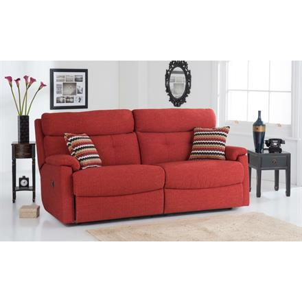 Cumberland 3 Seater Fixed Sofa