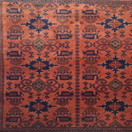 Afghan Khan Rug (192 x 150cm)