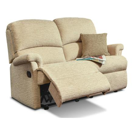 Sherborne Nevada Reclining 2 Seater Sofa (fabric)