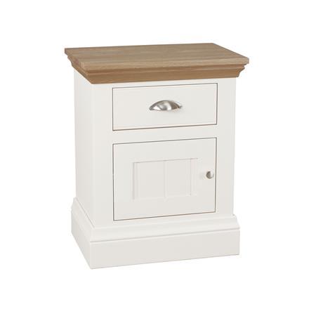 Coelo 1 Door/Drawer Bedside (L/H hinged)