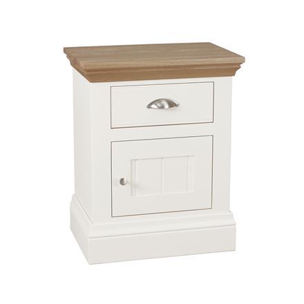 Coelo 1 Door/Drawer Bedside (R/H hinged)