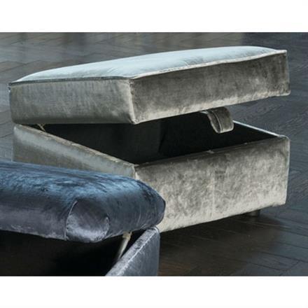 Lowry Storage Footstool