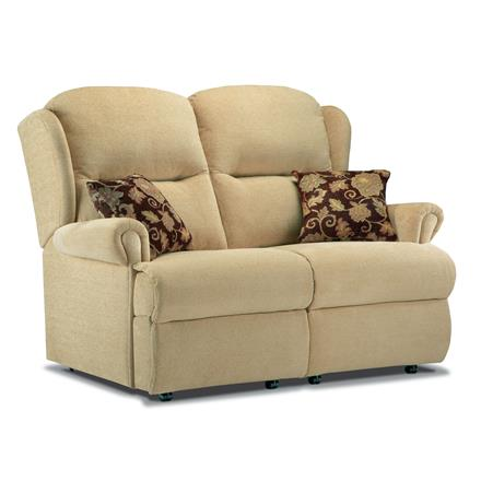 Sherborne Malvern Fixed 2 Seater Sofa (fabric)