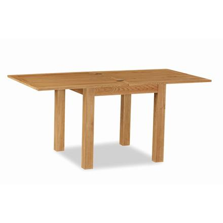 Crealey Compact Square Extending Table