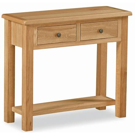 Crealey Compact Console Table