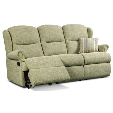 Sherborne Malvern Reclining 3 Seater Sofa (fabric)