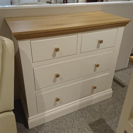 TCH Coelo 2+2 Chest of Drawers