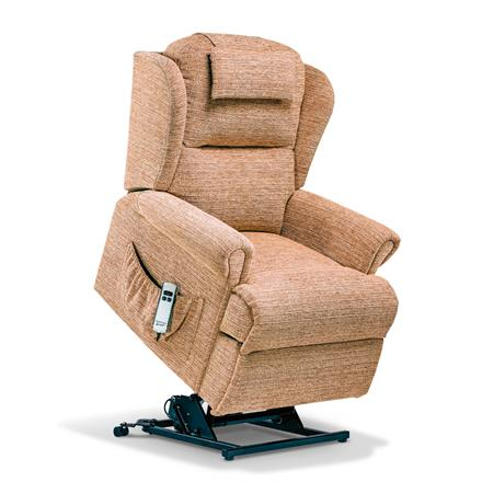 Malvern Electric Lift & Rise Care Recliner (fabric)