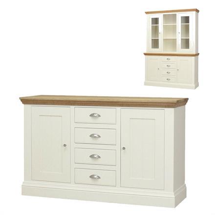 Coelo Medium Centre Drawer Dresser Base