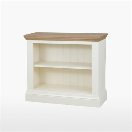Coelo Low Bookcase with 1 Shelf