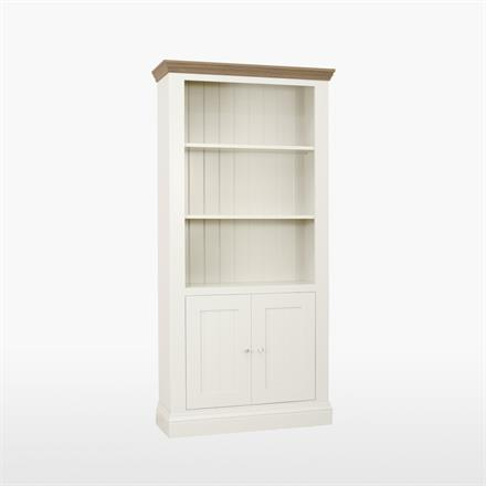 Coelo Bookcase with 2 Doors