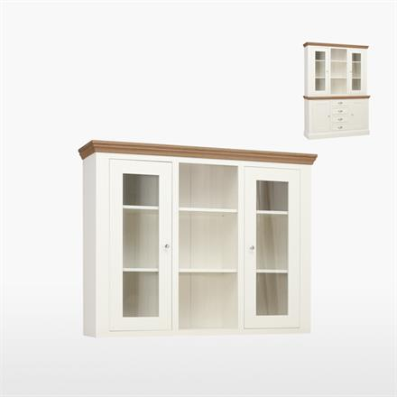 Coelo Medium Glazed Display Top