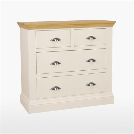 Coelo Chest with 4 Drawers (2+2)
