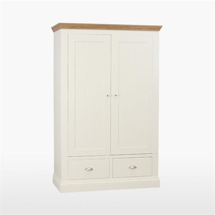 Coelo Wardrobe with 2 Drawers