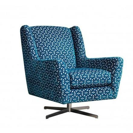 Astounding Felix Swivel Accent Chair From Queenstreet Carpets Furnishings Pdpeps Interior Chair Design Pdpepsorg