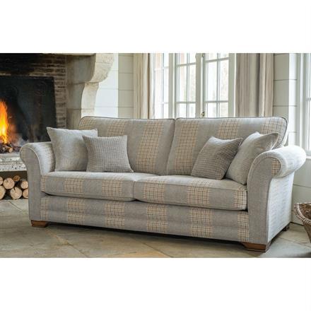Georgia 3 Seater Sofa