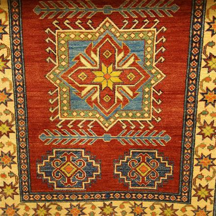 Kazak Rug (195 x 122cm)