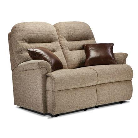Keswick Reclining 2 Seater Sofa (fabric)