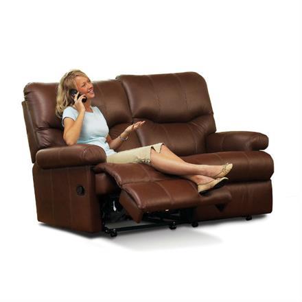 Norvik Reclining 2 Seater Sofa
