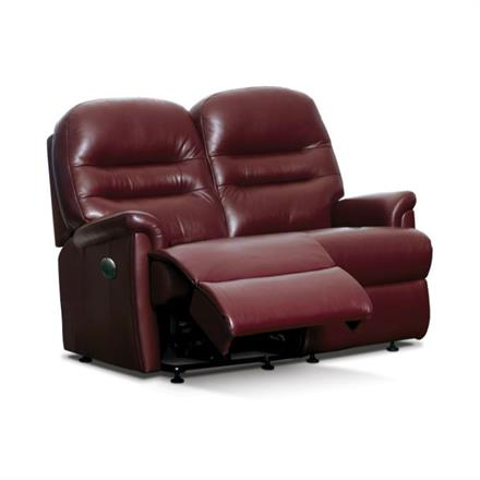 Keswick Reclining 2 Seater Sofa (leather)