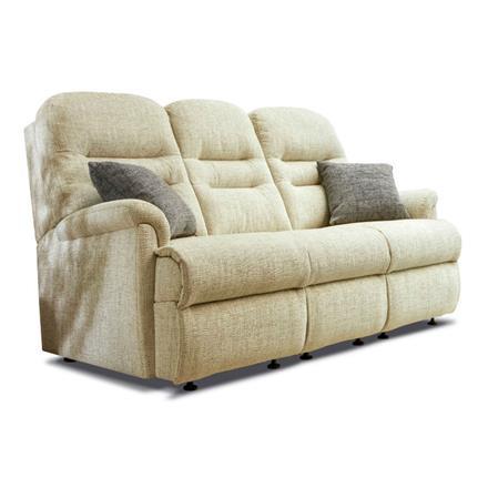 Sherborne Keswick Fixed 3 Seater Sofa (fabric)