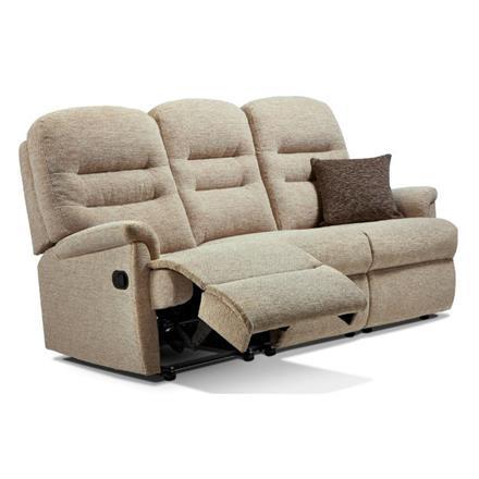 Keswick Reclining 3 Seater Sofa (fabric)
