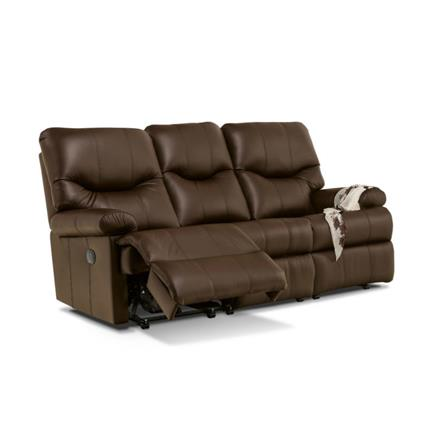 Norvik Reclining 3 Seater Sofa