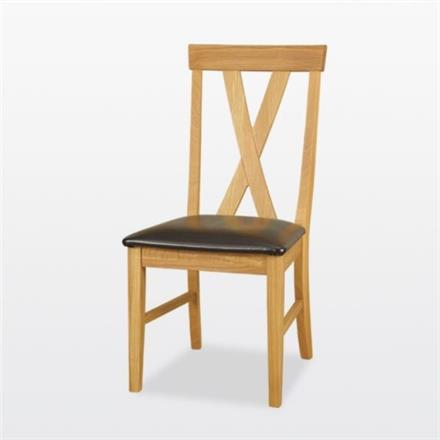Windsor Big Cross Chair (in fabric)