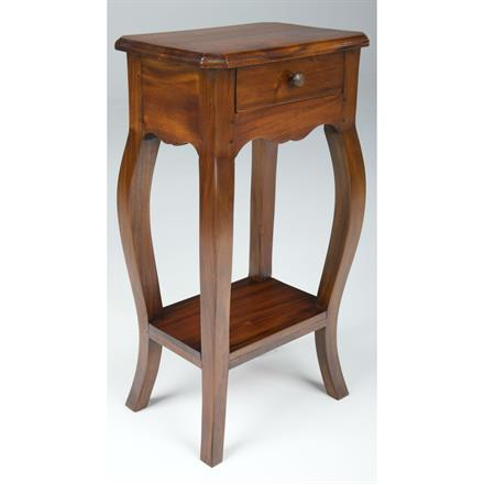 Mahogany Village Small Telephone Table