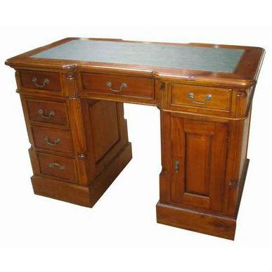 Mahogany Village Small Desk