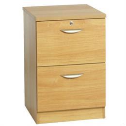 Whites 2 Drawer Filing Cabinet