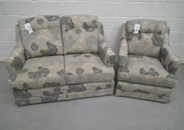 RELAX Comfort 2 Seater Sofa & Chair
