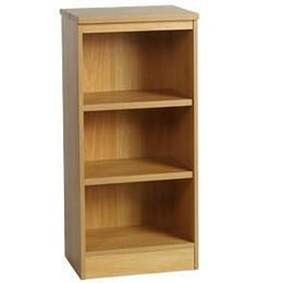 Whites Medium Narrow Bookcase