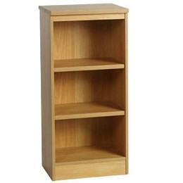 Whites Medium Narrow Bookcase