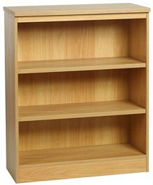 Whites Medium Extra Wide Bookcase