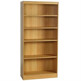 Whites Tall Wide Bookcase