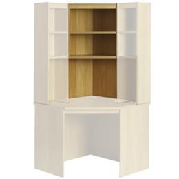 Whites Overshelf (for use with corner desk)