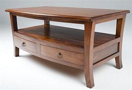 Pacific Four Drawer Coffee Table