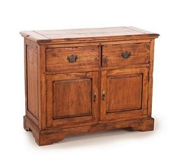 East Indies Buffet with 2 Drawers
