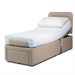 2'6 Sherborne Dorchester Adjustable Bed