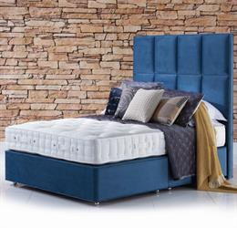 Hypnos Elite Posture Silk Divan Bed