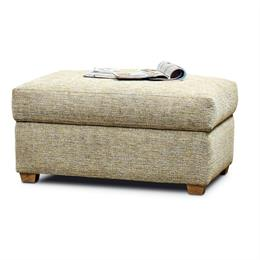 Rembrandt Large Foot Stool with Storage