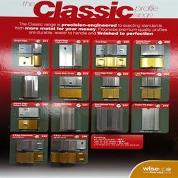 Metal Door Bars & Thresholds