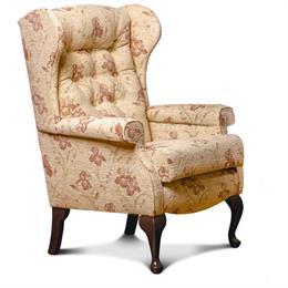Brompton Standard Seat Chair (fabric)
