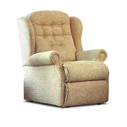 Sherborne Lynton Fixed Chair (fabric)