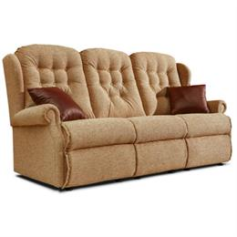 Sherborne Lynton Fixed 3 Seater Sofa (fabric)