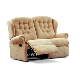 Sherborne Lynton Reclining 2 Seater Sofa (fabric)
